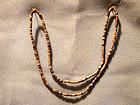 Anasazi Soap stone and Clay Bead Necklace, ca. 1250 ad.