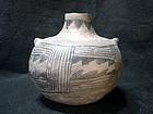 Anasazi / Sorocco Canteen as found ca. 1125