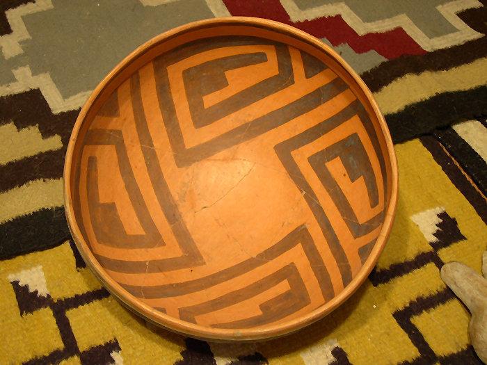 Anasazi / Cedar Creek polychrome cir 1300 to 1375 ad.