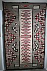 Navajo Rug / blanket ca 1910 to 1930