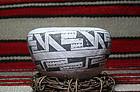 Anasazi / Red Mesa B/W seed jar ca. 950 ad.