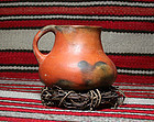 "Awesome Hohokam salt red mug ""Mint"" ca. 900 ad."