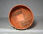 Anasazi / Cedar Creek Poly-chrome bowl ca. 1300 ad.