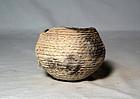 Anasazi corrugated olla ca. 900 ad No Restoration