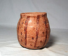 Colima vase/olla 300 bc. to 300 ad. No Restoration