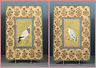 A Pair of North Indian Gouache Paintings, 19th - 20th C