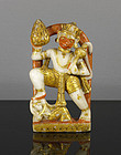 Hanuman, the Monkey God. 19thC.
