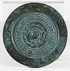 Han Astronomical Mirror, 1st Century AD