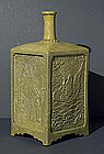 Fine Japanese Stoneware Tokkuri, 19thC.