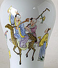 A Juren Tang Zhi Vase, Republic Era.
