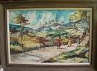 Large Impressionist Haitian Landscape RAOUL VIARD