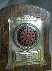 Watney Dart Competition Award - Watney's Beer 1947-48