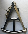 Ebony-Ivory OCTANT Spencer Browning & Rust London