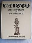CRISTO: Su Proceso Y Su Muerto -1977 - Luis Ortiz Munoz - Madrid