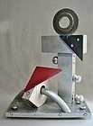 #16 Multi Metal Modernist Sculpture - Michael Perez - 2012