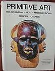 PRIMITIVE ART 1979 Anton Dockstader Trowell Nevermann 1st ED.