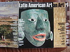 13 Volumes LATIN AMERICAN ART 1991-'94