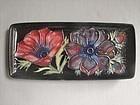 Walter Moorcroft Porcelain Tray - ANEMONE Pattern