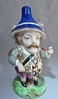 Derby Style Mansion House Dwarf - 19th Century