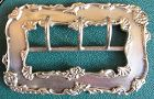 SHIEBLER for TIFFANY Sterling Silver Sash Buckle
