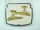 Unworn Pistol Shaped Cufflinks - Kigu of London