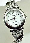 Rhinestone Decorated Gossip Watch