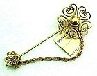 1970s Winard Stick Pin With Original Tag