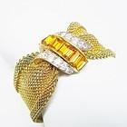 1949 Emmons Bracelet and Earrings