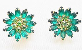 Gorgeous St. Patrick's Day Green Earrings