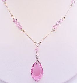 A Beautiful Necklace From the Art Deco Period