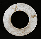 Ancient SE Asian Calcite Bangle Herrington Collection