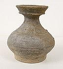 Ancient Chinese Grey Ware Pot