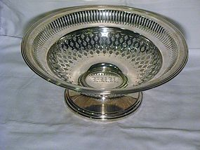 Gorham Sterling Silver Center Bowl