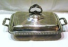 Matthew Boulton Old Sheffield Plate Covered Entree Dish