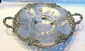 Georgian Silver Bowl