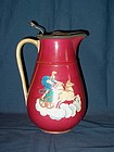 Victorian Syrup Jug or Milk Pitcher by Atkin Brothers