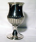 Georgian Scottish Sterling Silver Goblet
