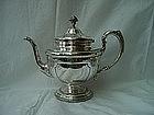 Towle Sterling Teapot; Louis IV Pattern