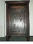 Oak Smoking Cabinet