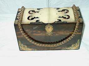 Coromandel Wood Box