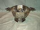 Continental Silver Quaiche Bowl (Dutch)