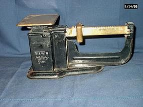 U. S. Post Office Scale; Triner Scale & Mfg.