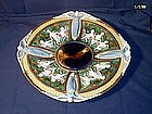 Wedgwood Majolica Plate; Angels and Cherubs