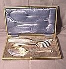 Boxed Dessert Set by James Dixon & Sons