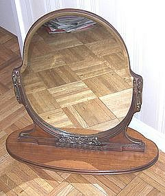 Art Deco Dressing Table Mirror