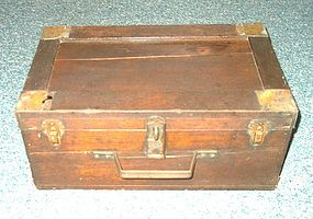 Husdon Valley Primitive Work Chest