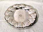Tiffany Sterling Lobed Edge Dish