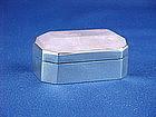 Rare Vintage WILLIAM SPRATLING Silver & Stone Box