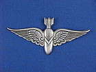 1940 HECTOR AGUILAR Sterling Bombardier Pin