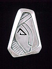 Mexican Modernist SALVADOR Teran Sterling Silver Pin